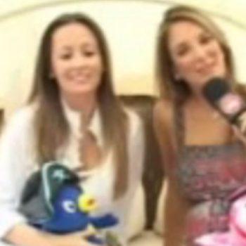 Ticiane Pinheiro e Melissa Wilman fazem matéria para TV Caras na BBtrends