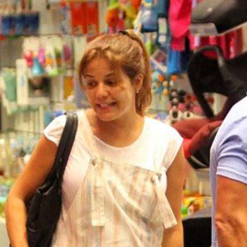 Grávida, Nivea Stelmann faz várias visitas à BBtrends e escolhe produtos para sua Bruna
