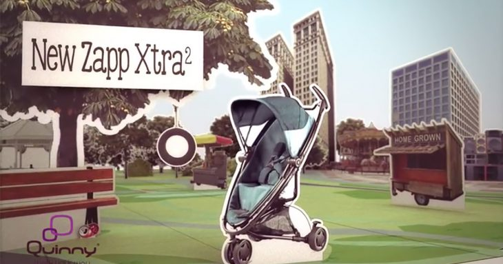 Quinny presents the new Zapp Xtra 2 | BBtrends Baby Boutique