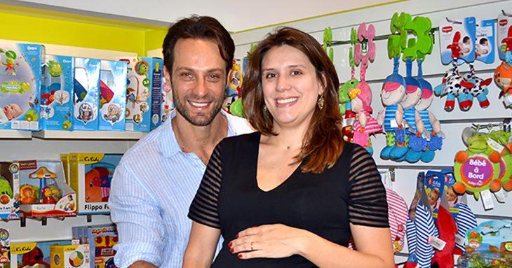 Fernando Pavão e Maria Elisa Pacheco | BBtrends Baby Boutique