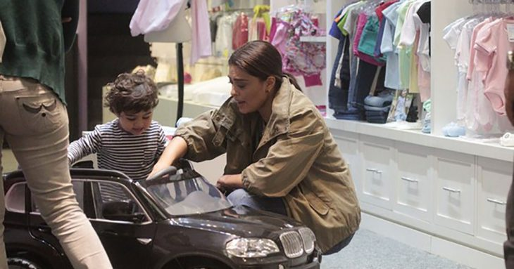 Juliana Paes visita a BBtrends | BBtrends Baby Boutique