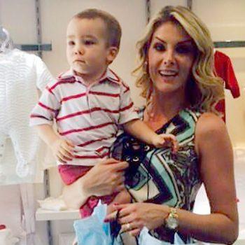 Ana Hickmann e o Pequeno Alexandre | BBtrends Baby Boutique