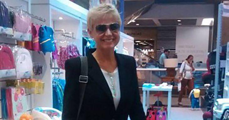Xuxa faz compras na BBtrends Baby Boutique