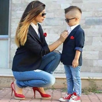 Ideias de look para Mamães de Meninos
