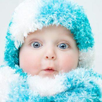 Como proteger seu Bebê durante o Inverno